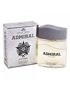 Admiral Lotus Valley Men EDT 100 ml арт.32000 #B/E