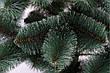 Новогодняя сосна 1,5 м +в подарок крепление (распущенная или с белыми кончиками), фото 4