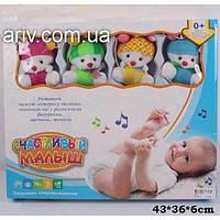 Детская Карусель на кроватку Счастливый Малыш 9359541/601