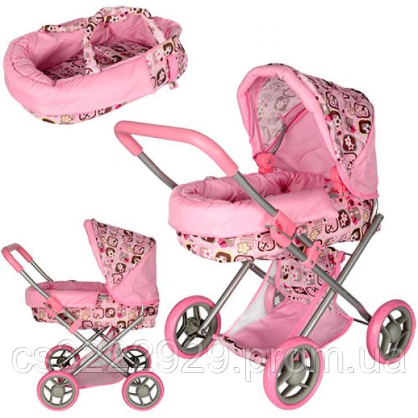 Детская коляска для кукол 9369/82100