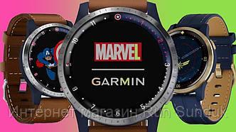 Garmin выпустила смарт-часы в стиле героев Marvel