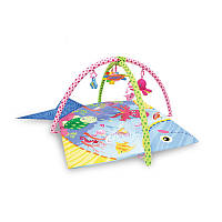 Игровой развивающий коврик LORELLI Ocean 115х115