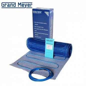 Теплый пол Grand Meyer THM180-030 (3,0 м2) тонкий нагревательный мат под плитку