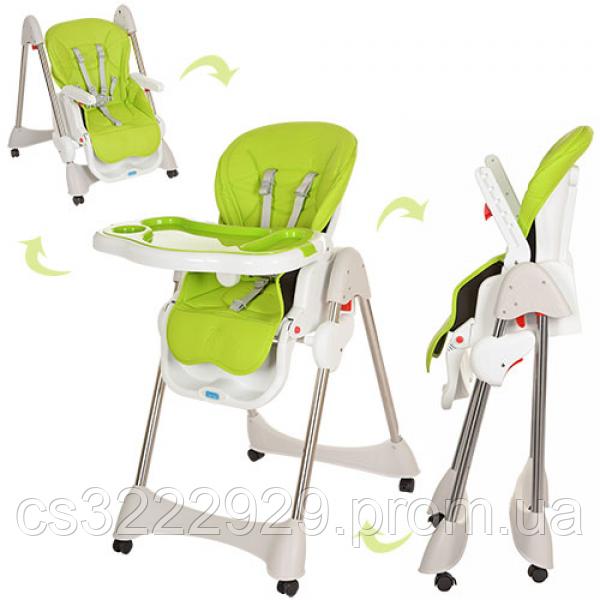 Детский стульчик для кормления M 3216-2-5