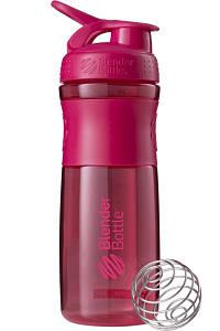 Бутылка-шейкер спортивная BlenderBottle SportMixer 820ml Pink FL, original R144853