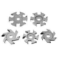 75-100ммДиаметр16ммСеребристый Шестиугольный Лезвие Power Wood Carving Диск Угловая шлифовальная машина - 1TopShop