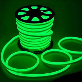 Гибкий неон Зелений 2835-120 220 - 189809