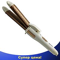 Плойка Gemei GM 1993 2 в 1 t200 - Утюжок, Щипцы, Выпрямитель, выравниватель для волос