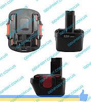 Аккумулятор для шуруповерта Bosch (12В) 12v 1.5 Ah (Ач) (GSR 12)