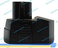 Аккумулятор для шуруповерта (каблук)  12v (NiCd)