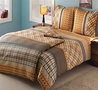 Cемейный комплект постельного белья ТАС Dandy grey