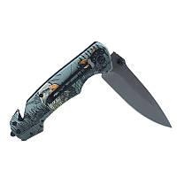LAOTIE FA18-1 Складной нож из нержавеющей стали 227 мм На открытом воздухе Выживание Набор Набор Многофункциональный нож для пешего туризма-1TopShop
