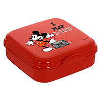 Herevin. Форма д/хран Herevin DisneyMickey Mouse сэндвичбокс (8699038029293)