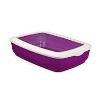 4040 TRIXIE, Трикси  Туалет квадратный с рамкой для котят, 43х32х12см.,
