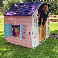 Домик детский игровой 23-561
