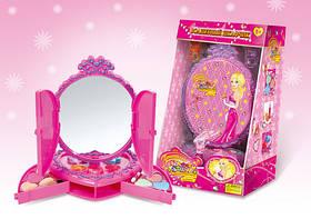 """Детский набор косметики """"Волшебный шкафчик"""" ТМ Принцесса 21907А"""