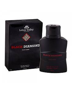 Black Diamond Lotus Valley Men EDT 100 ml арт.32016 #B/E