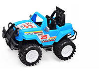 "Игрушка машина Джип ""Сафари"" без механизма Kinderway 12-001-1"