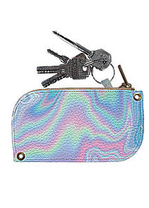 Ключница DM 01 Голография голубая - 176585