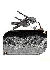 Ключница DM 01 Горная даль черная - 176614
