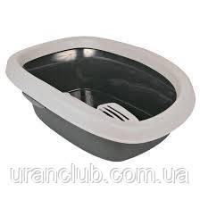 Trixie (Трикси) Туалет Carlo с бортиком 31*14*43см