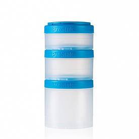 Контейнер спортивный BlenderBottle Expansion Pak Clear-Aqua, Original R145195