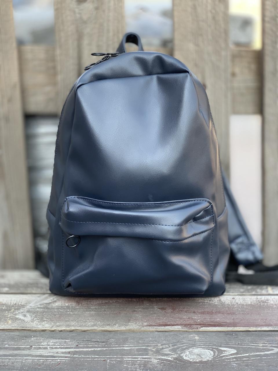 Рюкзак синій L2x2, фото 1