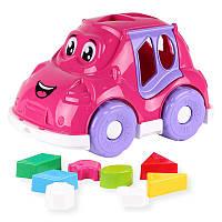Автомобіль 5927 Технок Розовый - 190011