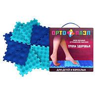 Ортопедический коврик Орто пазл Микс-8 «Тропа Здоровья» Праймед