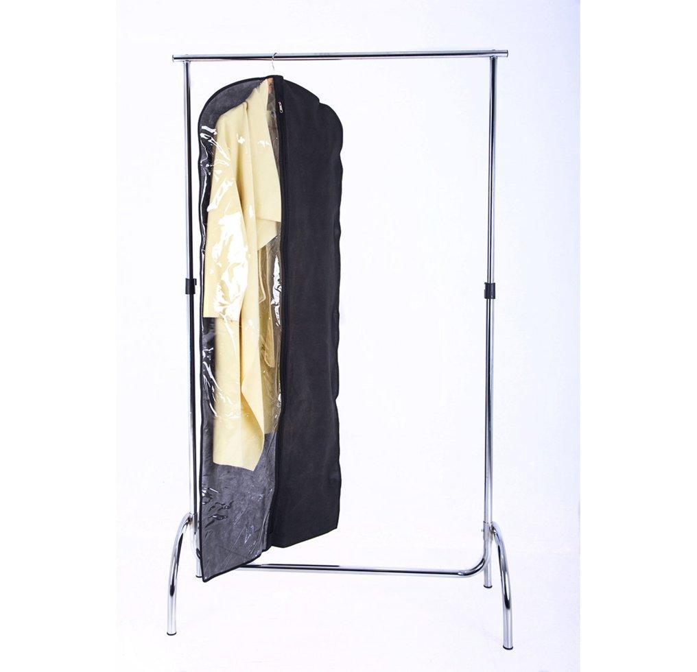 Чехол\кофр для одежды 60*150 см ORGANIZE Hch-150 черный