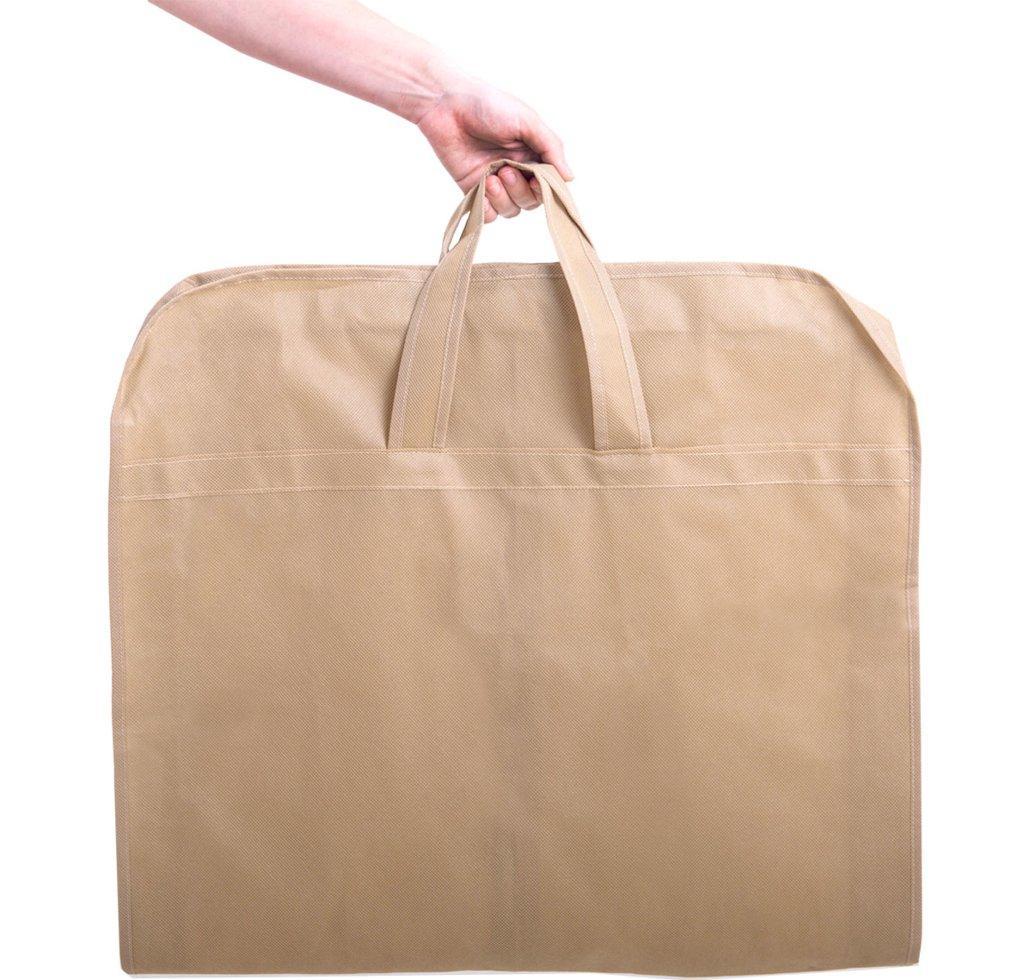 Кофр-сумка с ручками 110*10 см ORGANIZE Hch110-10  бежевый