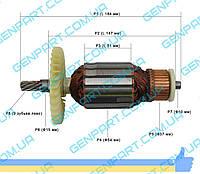 Якорь на торцовочную пилу DWT KGS16-255