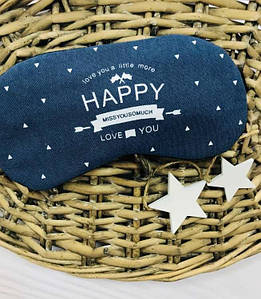 Маска для сна Happy R152764