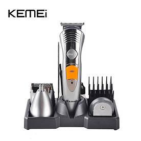Машинка для стрижки волос 7 в 1 Kemei KM-580A R178624