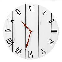 11 дюймов DIY Деревянная Стена Часы Диаметр 28 СМ Круглый Зал Домашний Бар Офис Декор - 1TopShop