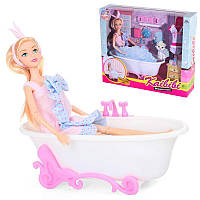 Кукла Kaibibi (кукла 30 см +ванная 24 см + красивое бельё и яркие аксессуары)