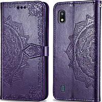 Чехол-книжка  Art Case с визитницей для Samsung Galaxy A10 (A105F)