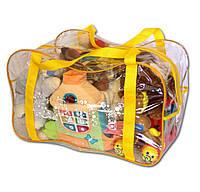 Сумка в роддом/для игрушек ORGANIZE K005 желтый, фото 1