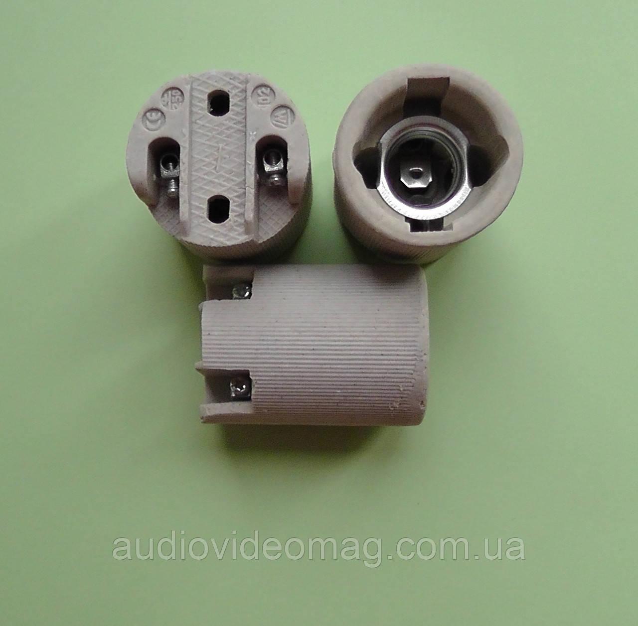 Патрон керамический Е14 (миньон)