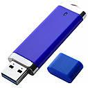 USB 3.0 флеш-накопитель, 64ГБ, синий цвет (0707-1 USB3.0 64ГБ), фото 2