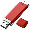 USB флеш-накопитель, 8ГБ, красный цвет (0707-4 8ГБ), фото 2
