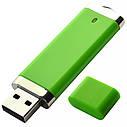 USB флеш-накопитель, 4ГБ, зеленый цвет (0707-5 4ГБ), фото 2