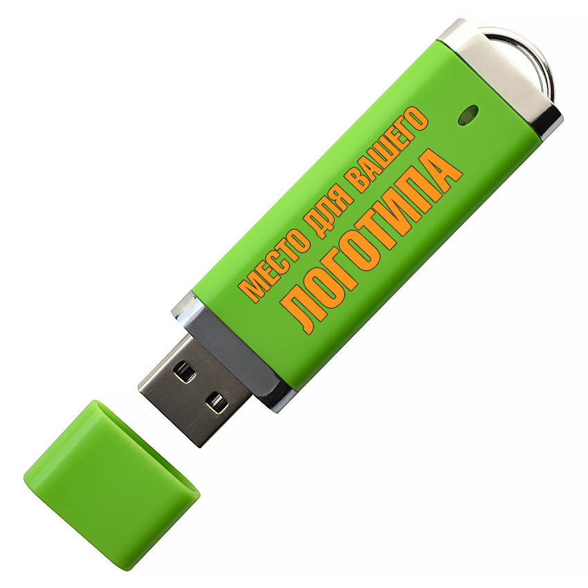 USB 3.0 флеш-накопитель, 16ГБ, зеленый цвет (0707-5 USB3.0 16ГБ)