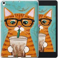 Чехол EndorPhone на Xiaomi Mi Pad Зеленоглазый кот в очках (4054u-361)