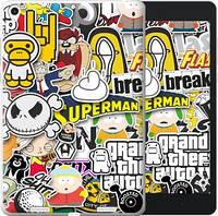 Чехол EndorPhone на Xiaomi Mi Pad Popular logos (4023u-361)