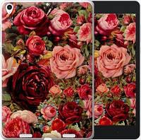 Чехол EndorPhone на Xiaomi Mi Pad Цветущие розы (2701u-361)