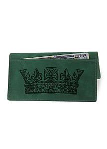 Портмоне Король М13 зеленый - 178214
