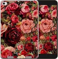 Чехол EndorPhone на Xiaomi Mi Pad 2 Цветущие розы (2701u-313)