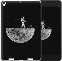 Чехол EndorPhone на Xiaomi Mi Pad Moon in dark Черный/Серый (4176u-361)