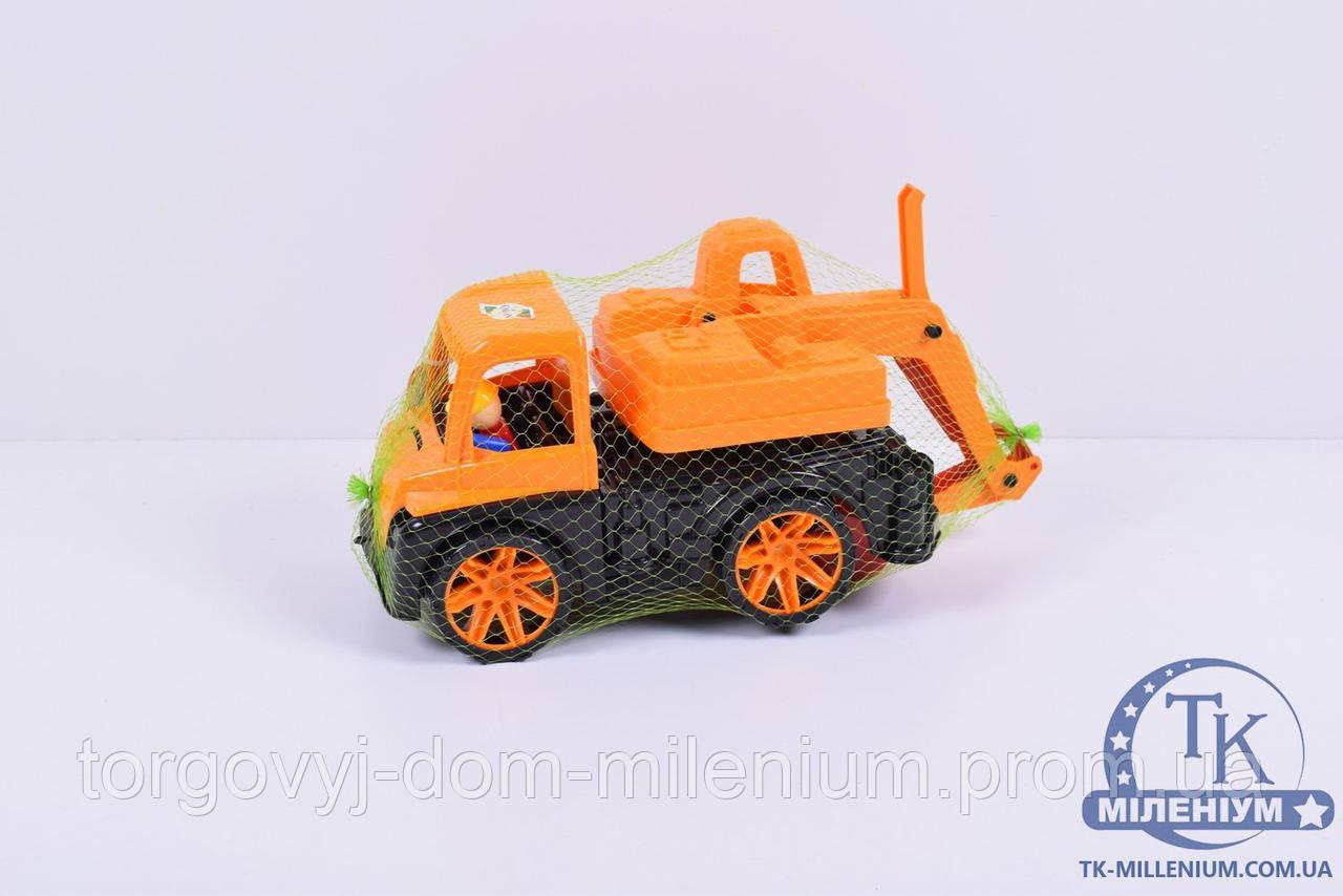 Автомобиль М4 з ковшом 014